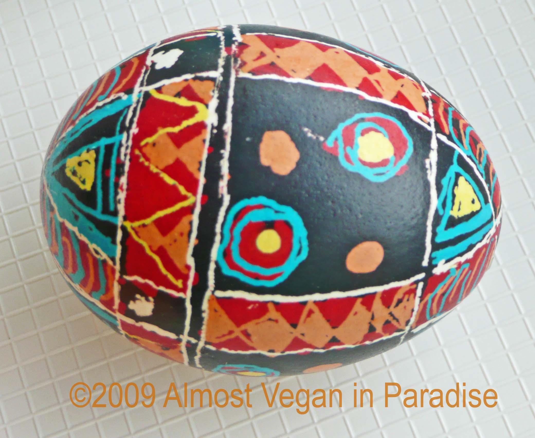 Barbara's egg