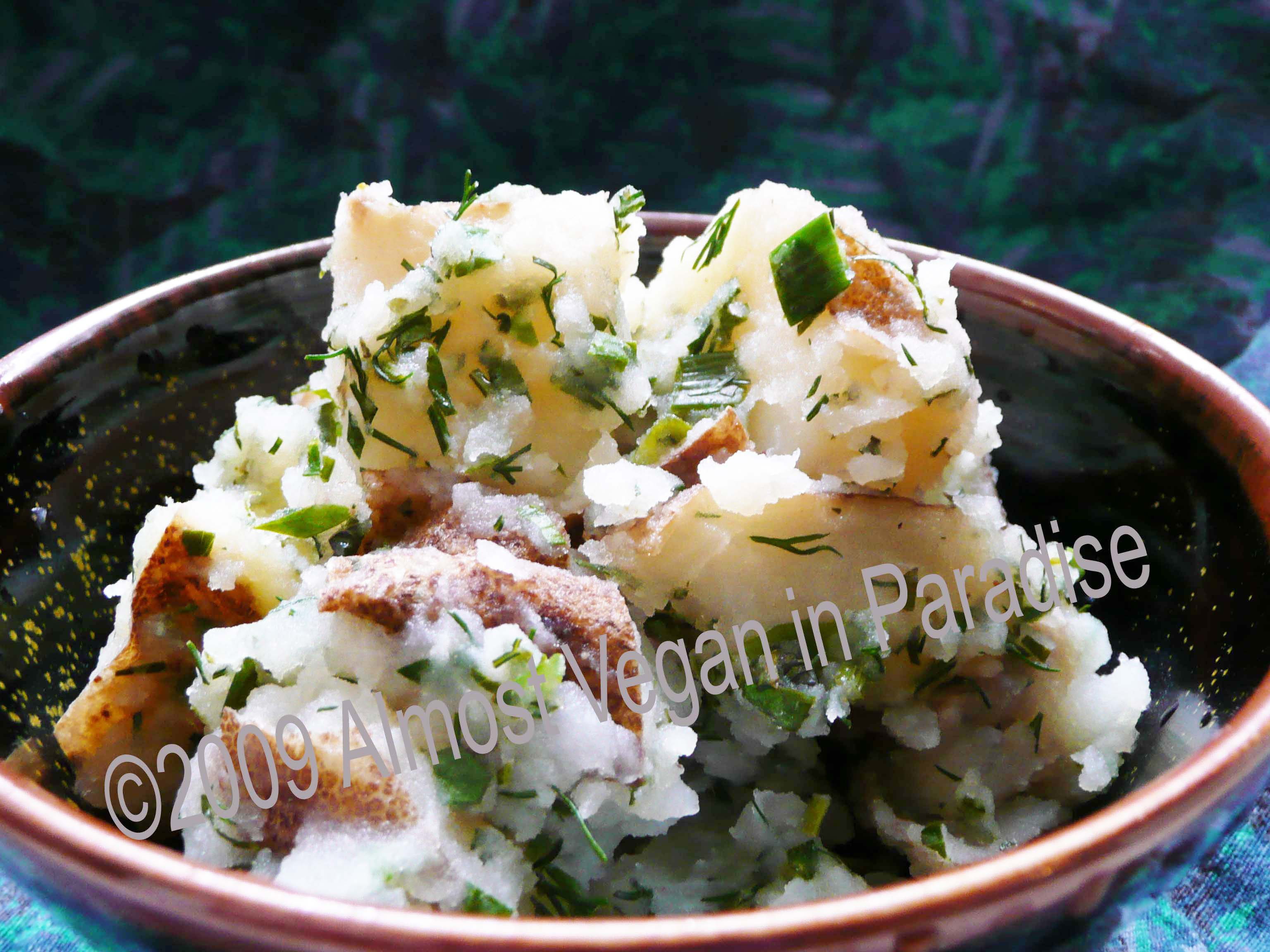 Greek-Inspired Potato Salad