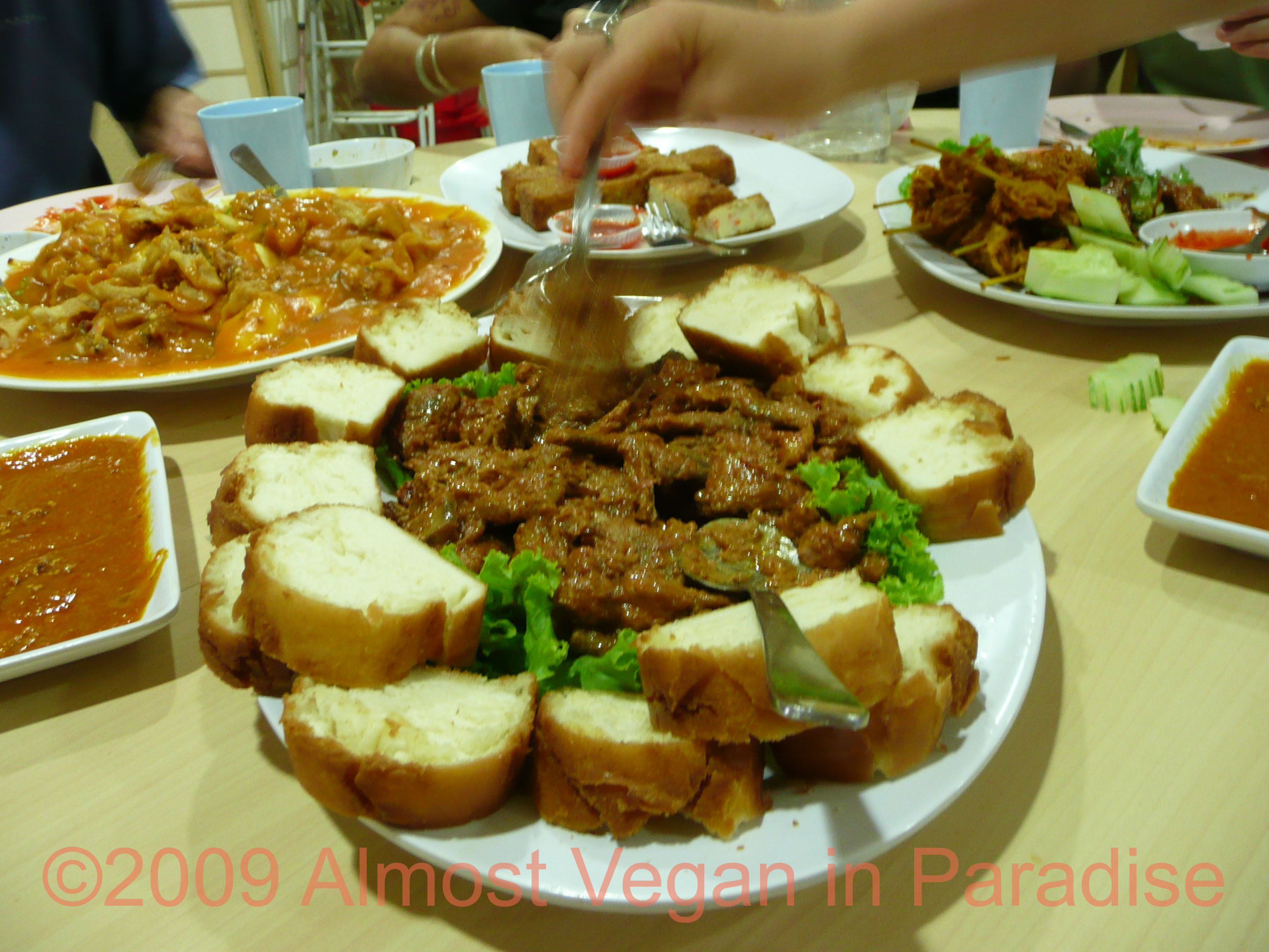 Vegetarian Beef Rendang