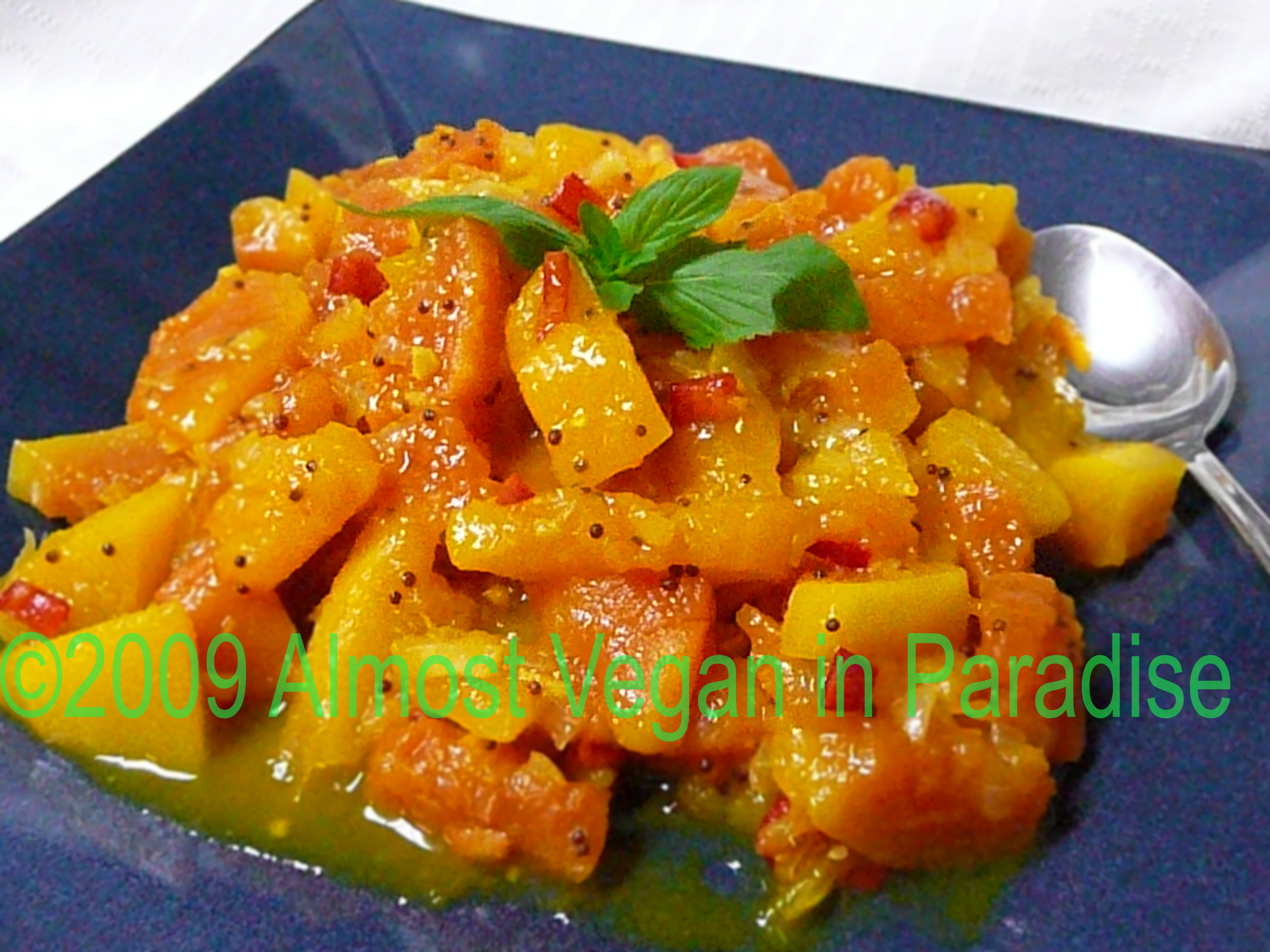 Papaya Curry