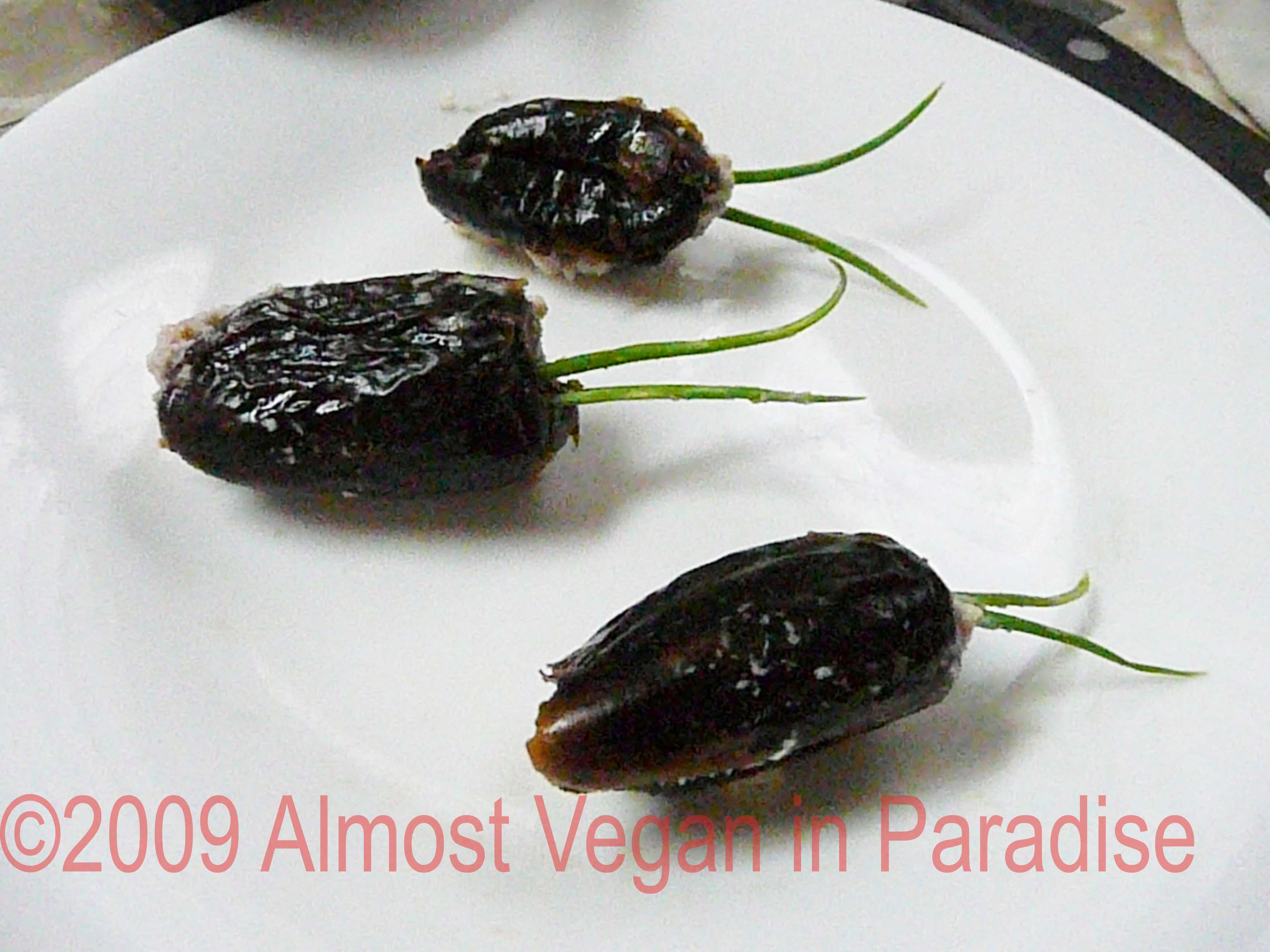 Vegan Halloween Party Food | Almost Vegan in Paradise