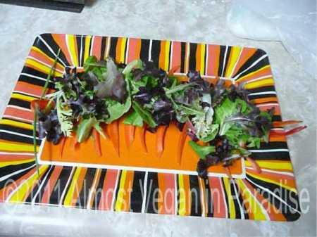 centipede salad